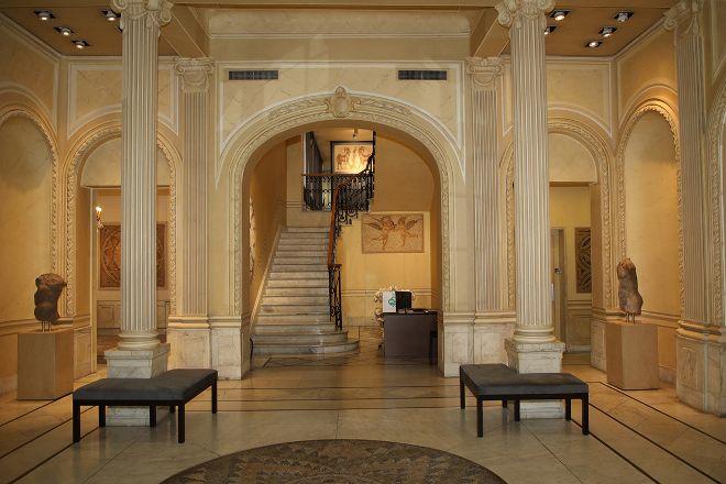 Villa Audi Mosaic Museum, Beirut, Lebanon