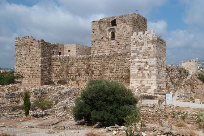 Byblos Castle, Byblos, Lebanon