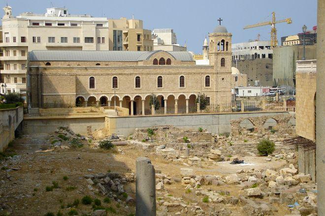 Cathedrale St Elie des Grecs-Catholiques, Beirut, Lebanon