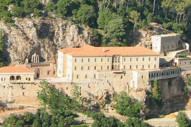 Deir Qozhaya, Bcharre, Lebanon