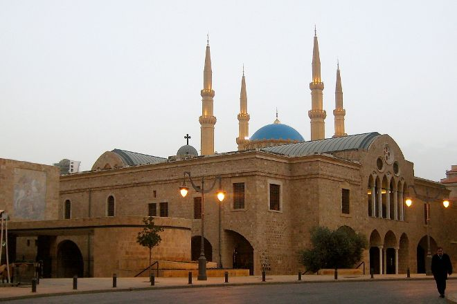 Greek Orthodox Cathedral of Saint George, Beirut, Lebanon