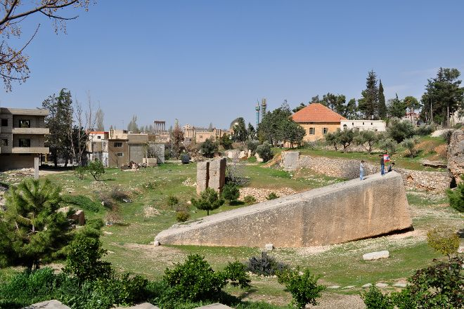 Hajar al-Hibla, Baalbeck, Lebanon