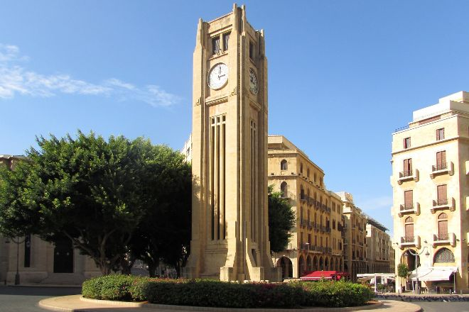 Place de l'Etoile, Beirut, Lebanon