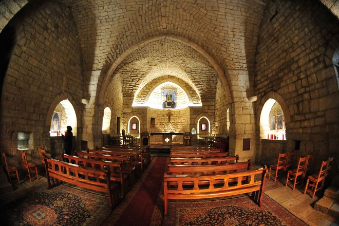 Saint Charbel Tomb, Byblos, Lebanon