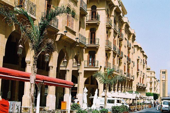 Solidere, Beirut, Lebanon