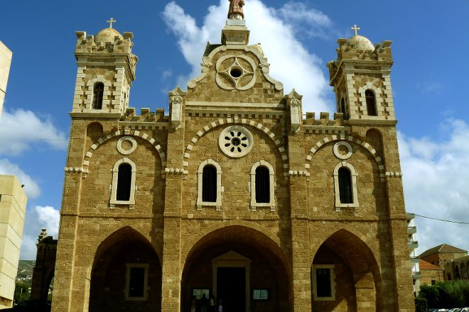 St. Stephan's Cathedral, Batroun, Lebanon