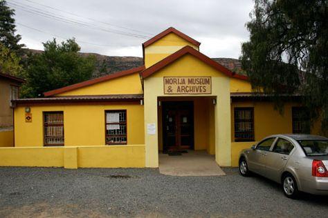 Morija Museum & Archives, Morija, Lesotho