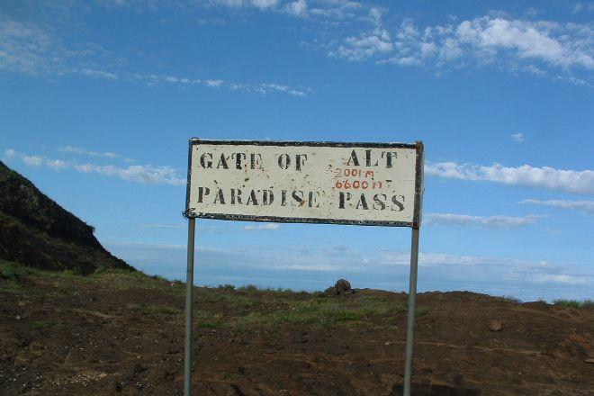 Gates of Paradise Pass, Malealea, Lesotho