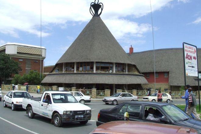 Lesotho Co-operative Handicrafts, Maseru, Lesotho