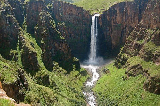 Maletsunyane Falls Semonkong, Semonkong, Lesotho