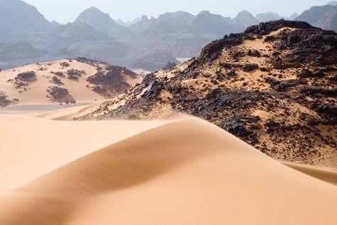 Akakus Desert, Ghat, Libya