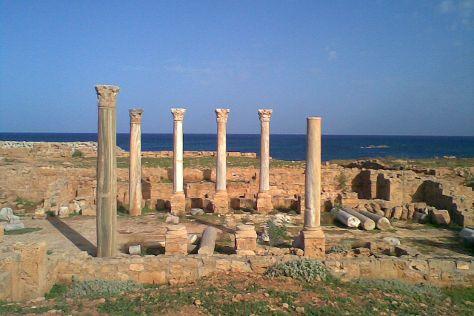 Apollonia, Susah, Libya