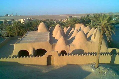 Atiq Mosque, Awjilah, Libya