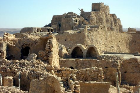 Nalut ruins, Nalut District, Libya
