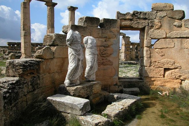 City of Cyrene, Al Bayda, Libya