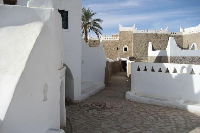 Ghadames City, Ghadamis, Libya