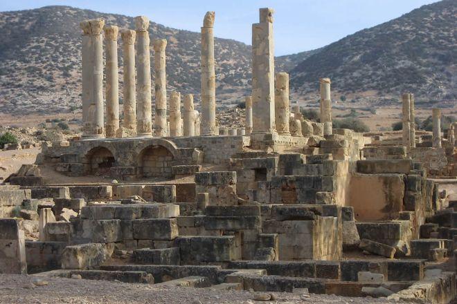 Ptolemais, Benghazi, Libya