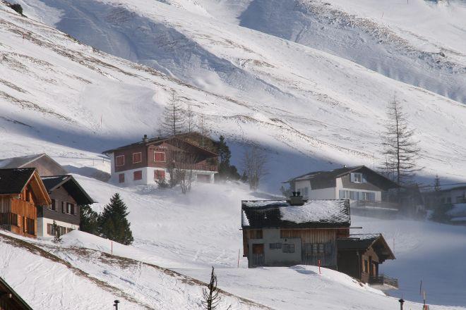 Ski Resort Malbun, Malbun, Liechtenstein