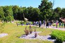 Дино Парк Dino parkas Radailiai