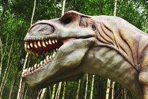 Дино Парк Dino parkas Radailiai, Klaipeda, Lithuania