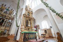Ensemble of the Franciscan monastery and Church, Kretinga, Lithuania