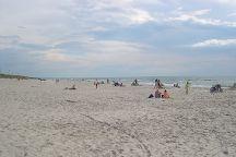 Smiltyne Beach, Klaipeda, Lithuania