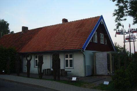 Amber Gallery-Museum, Nida, Lithuania