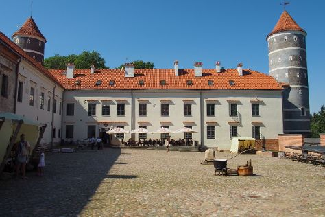 Panemunes Castle, Pilis, Lithuania