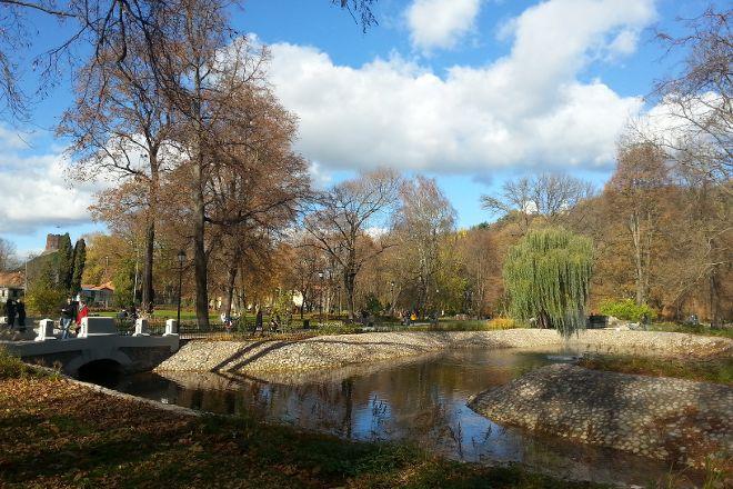 Bernardine Gardens, Vilnius, Lithuania