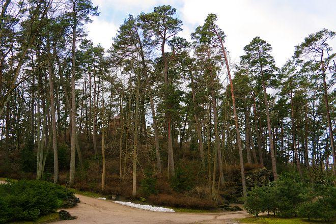 Birute's Hill, Palanga, Lithuania