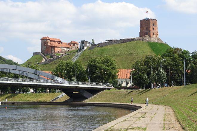 Castle Hill, Vilnius, Lithuania