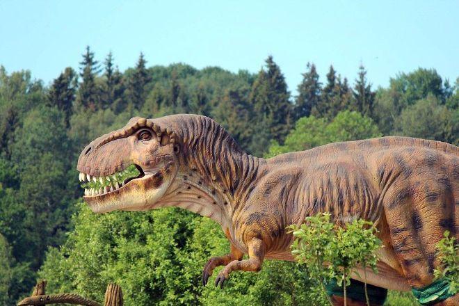 Dino Parkas Ozas, Vilnius, Lithuania