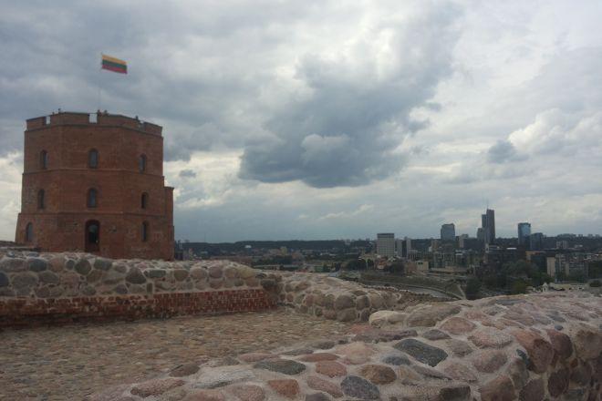 Gediminas Castle Tower, Vilnius, Lithuania