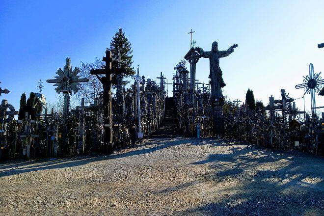 Hill of Crosses Guided Tour, Siauliai, Lithuania