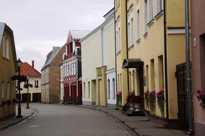 Kedainiai Old Town, Kedainiai, Lithuania