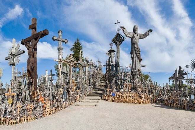 Kryziu Kalnas, Jurgaiciai, Lithuania