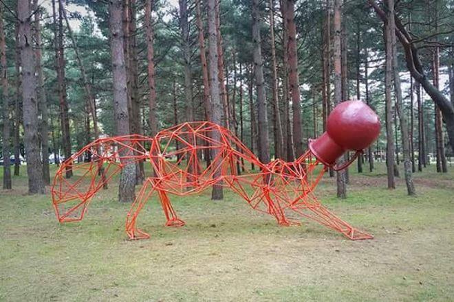 Palangos Pasaku Parkas, Palanga, Lithuania