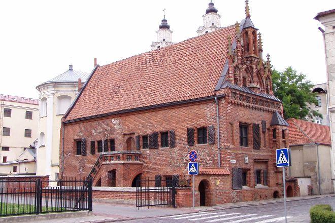 Perkuno House, Kaunas, Lithuania