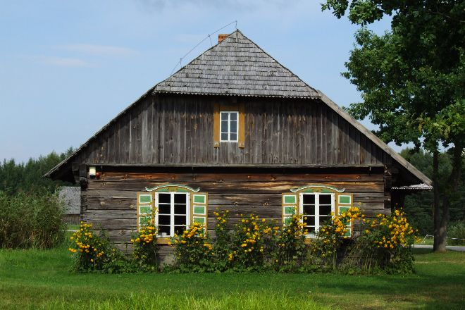 Rumsiskes Open-Air Museum, Rumsiskes, Lithuania