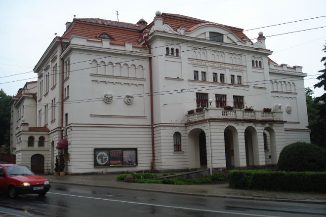 Russian Drama Theater of Lithuania, Vilnius, Lithuania