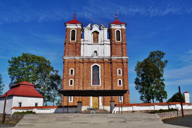 Shrine of Our Lady of Siluva, Siluva, Lithuania