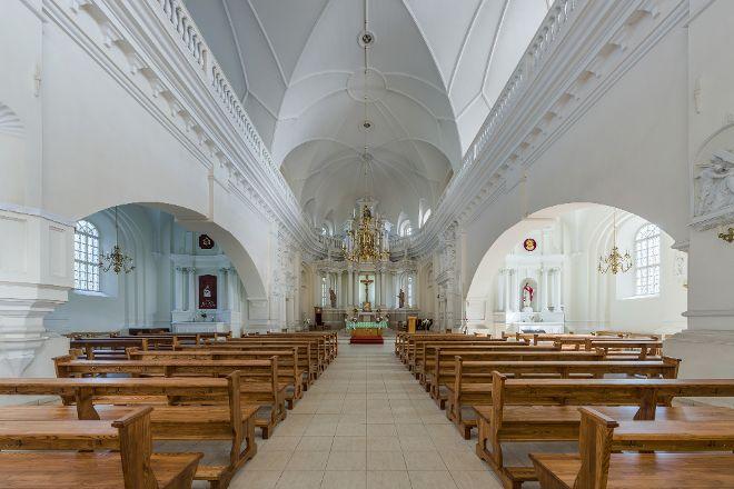 Siauliai Saint Disciple Peter and Paul Cathedral, Siauliai, Lithuania