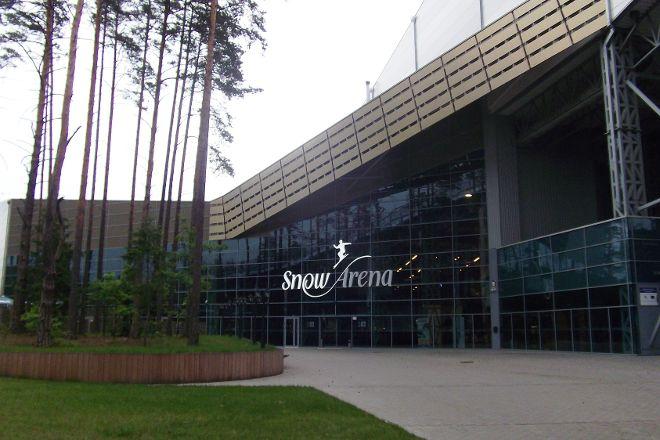 Snow Arena, Druskininkai, Lithuania