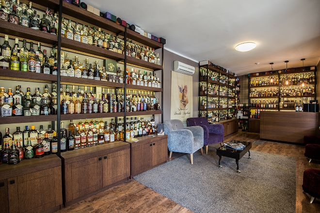 The Whisky Shop & Bar by Duokle Angelams, Vilnius, Lithuania