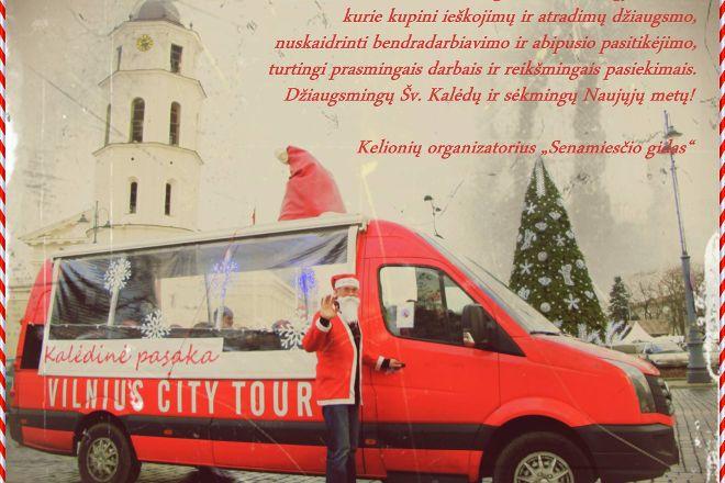 Vilnius City Tour, Vilnius, Lithuania