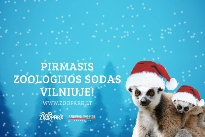Zoopark Vilnius, Vilnius, Lithuania