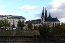 Place de la Constitution, Luxembourg City, Luxembourg