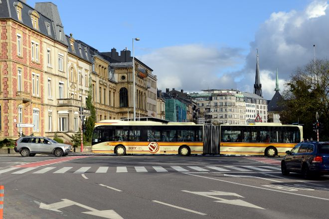 Boulevard Royal, Luxembourg City, Luxembourg