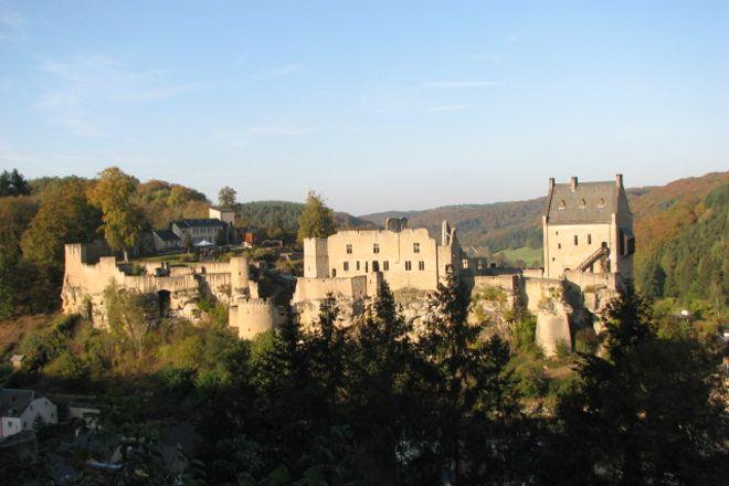Larochette Castle, Larochette, Luxembourg