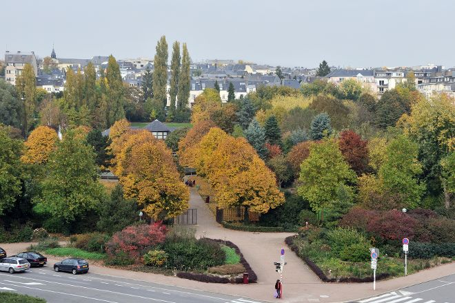 Parc de Merl-Belair, Luxembourg City, Luxembourg
